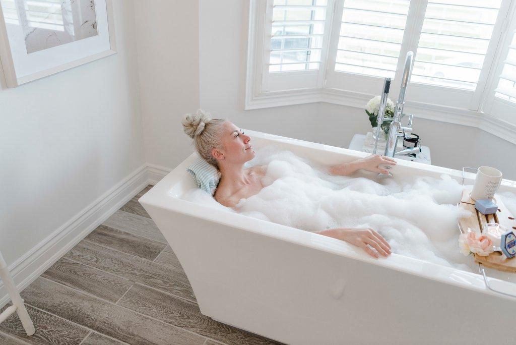 L'Occitane bubble bath
