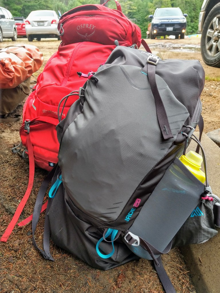 packing list for family camping trip