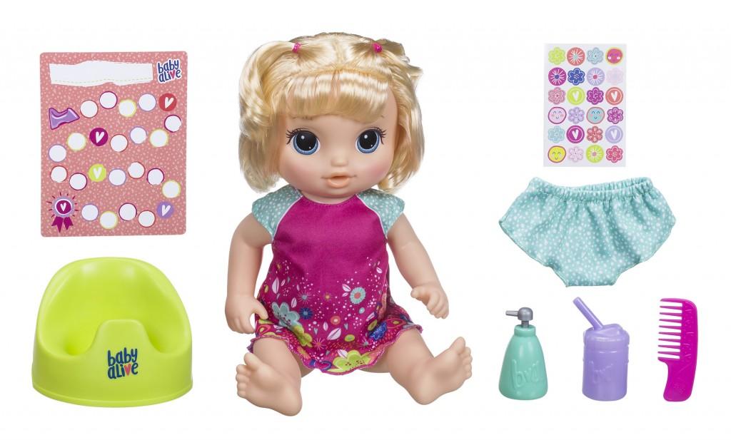 potty training doll