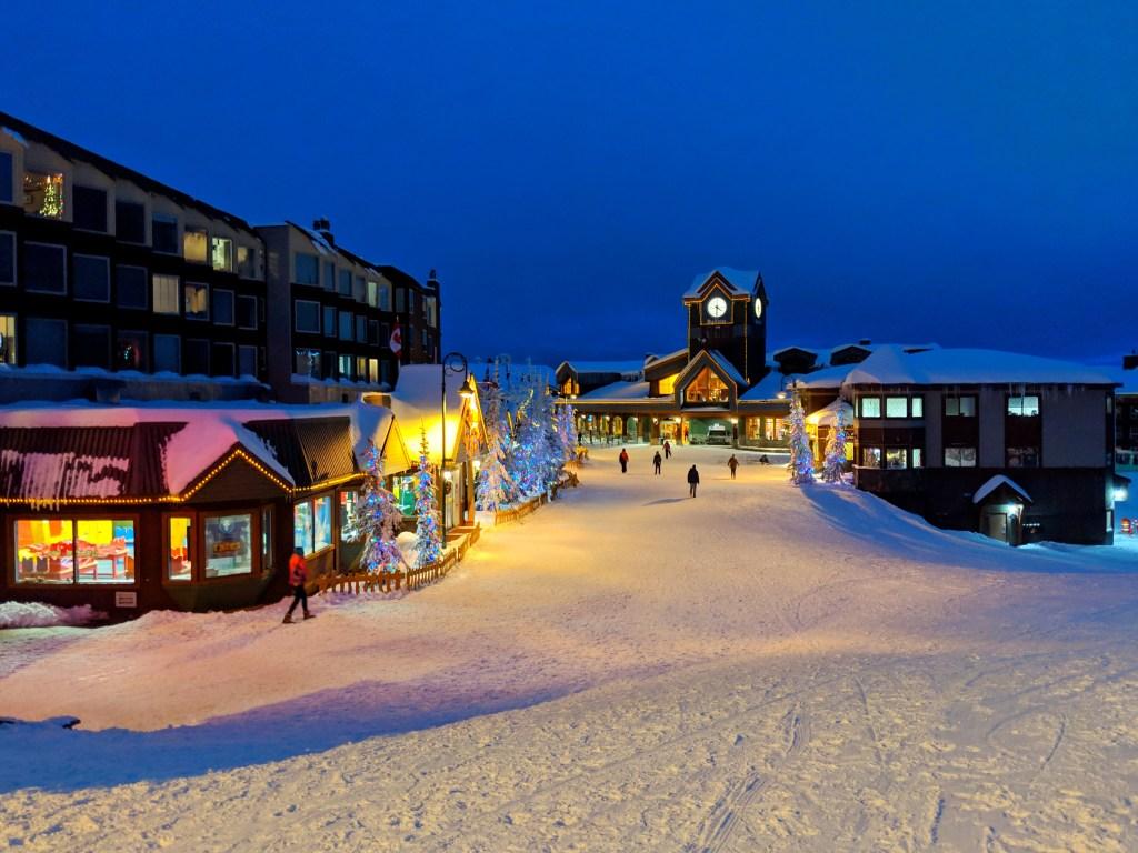 Air Canada Vacations ski vacation deals