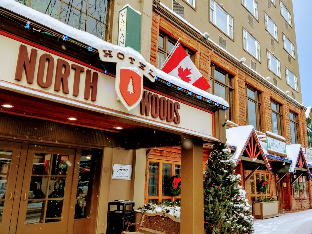 reviews of hotel north woods lake placid