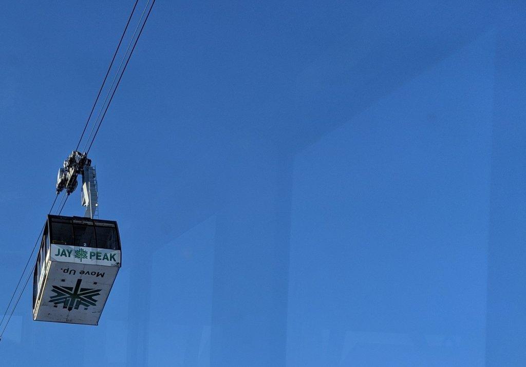 gondola jay peak