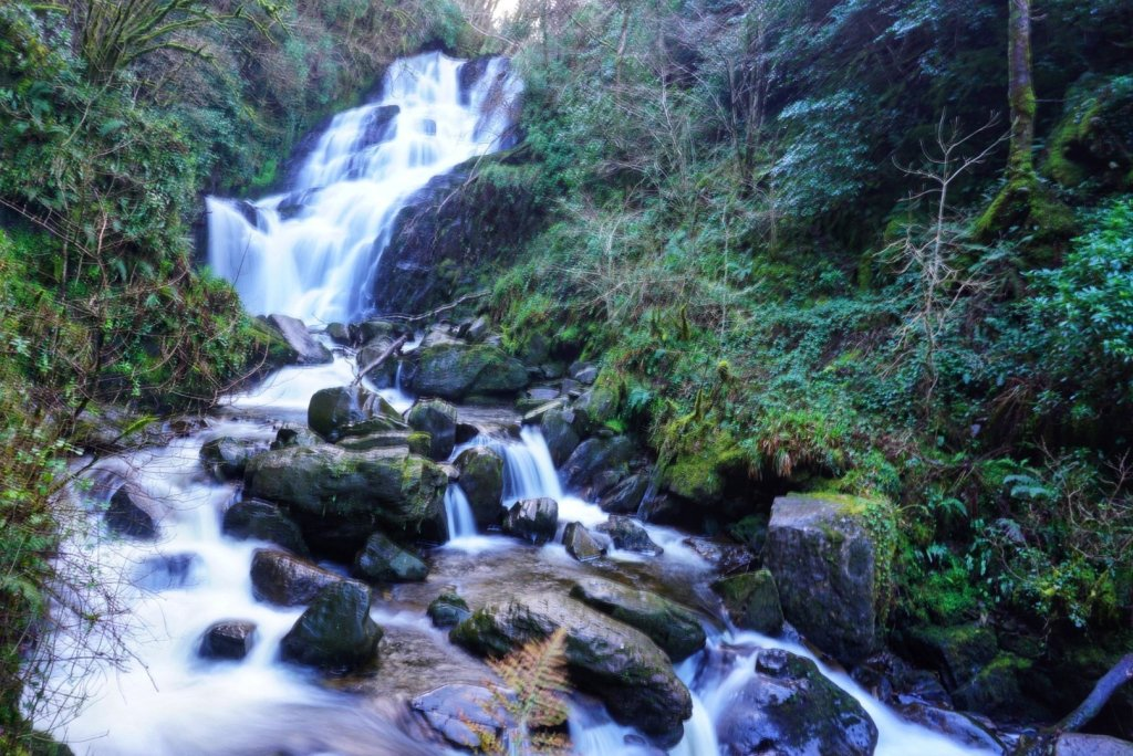How to get to the Torc waterfall