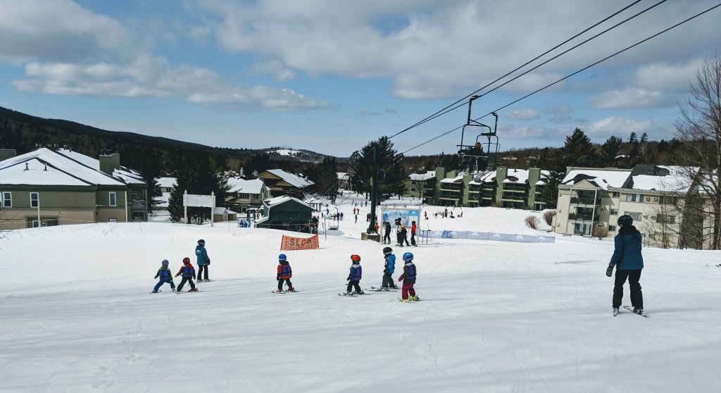 what's the best age to start ski lessons