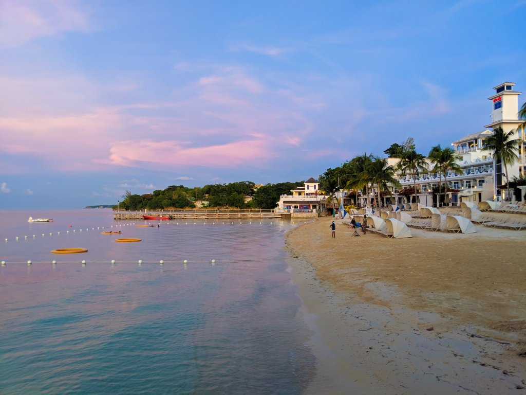 best beaches in jamaica