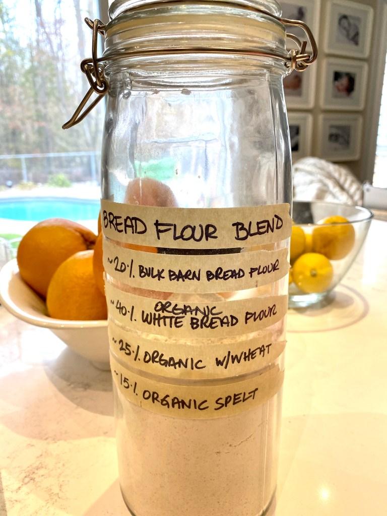 feed sourdough starter