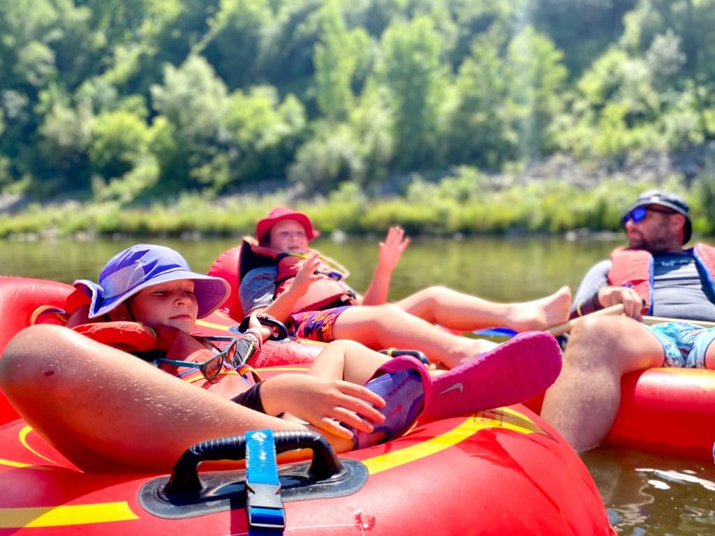 grand river tubing