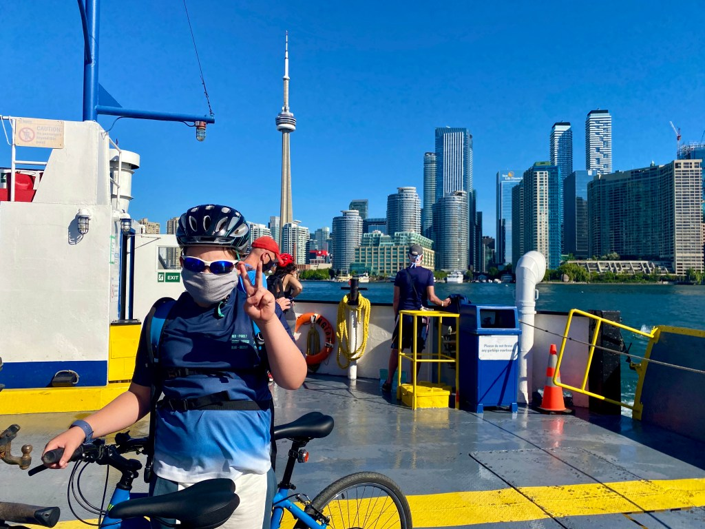 toronto island ferry tickets