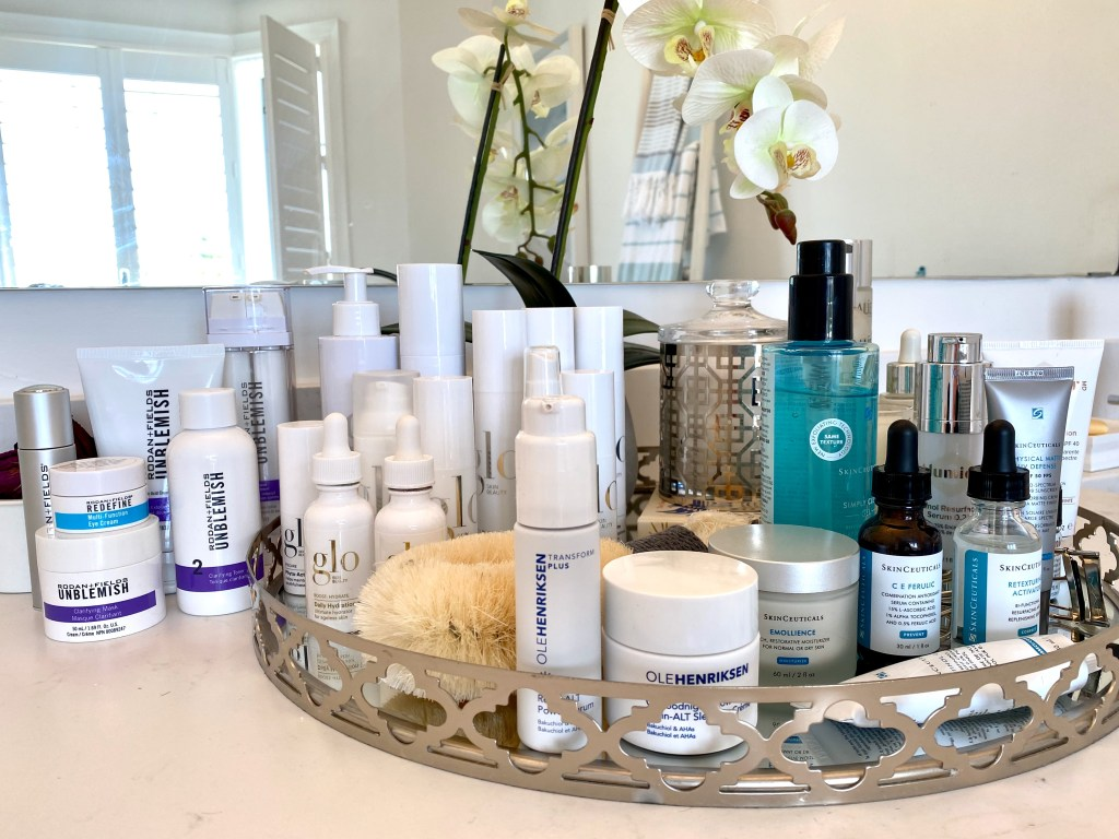 professional skin care lines
