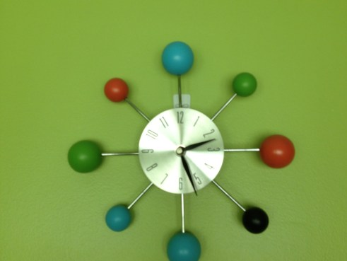 Check out Zeeka's Clock