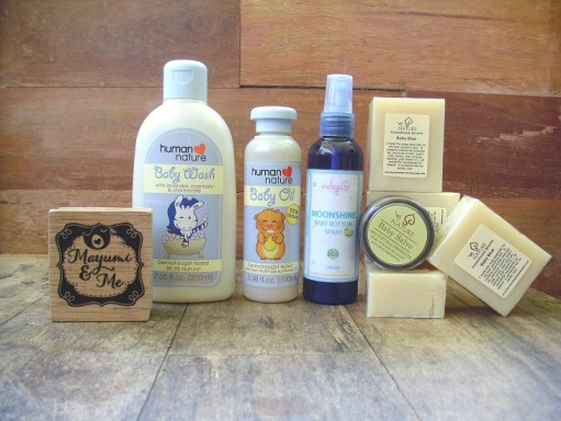 Natural Bath and Body Goodies from Mayumi & Me