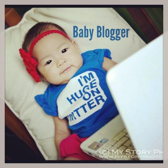 My Baby Blogger