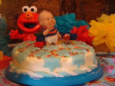 Sesame Street Party 0008