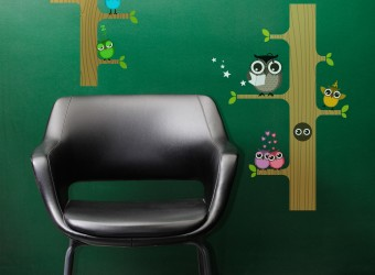 Wall Candy Art Stickers 3