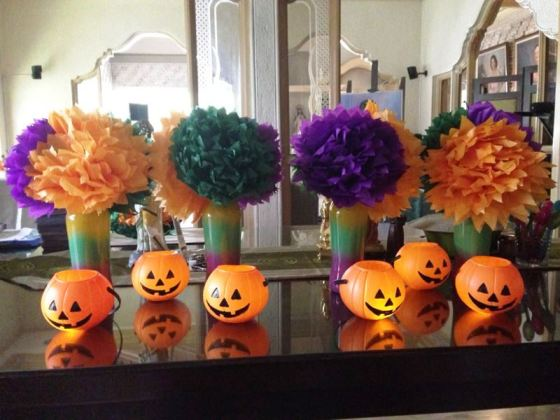 Halloween Decorations - Memory Crafters