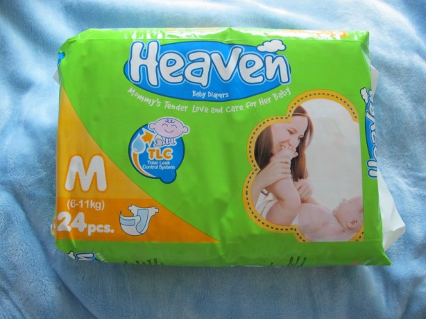 Heaven Baby Diapers