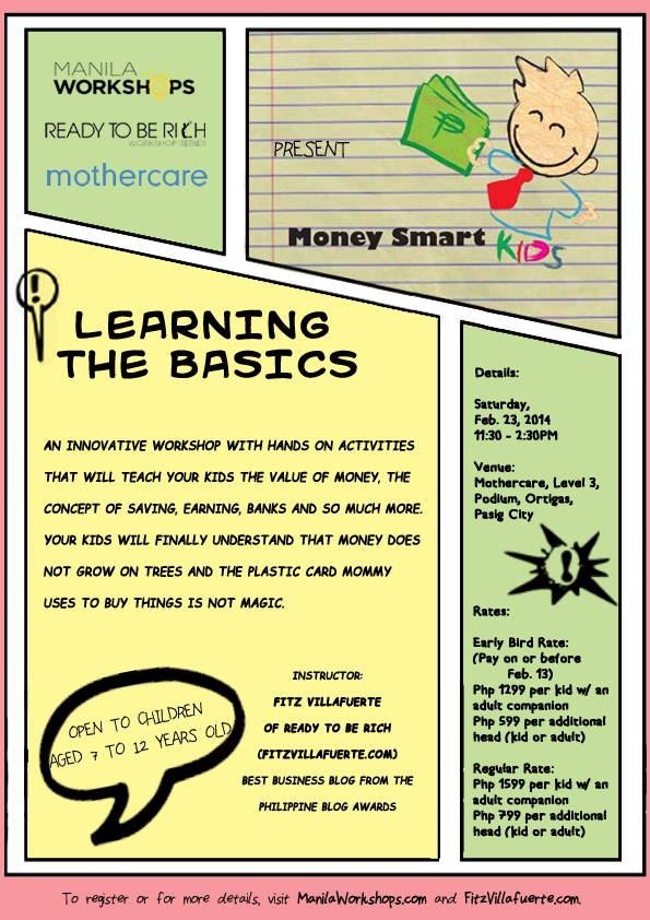 Money Smart Kids poster
