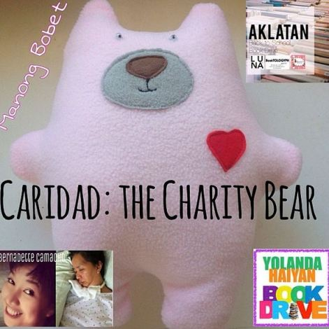 Caridad: The Charity Bear
