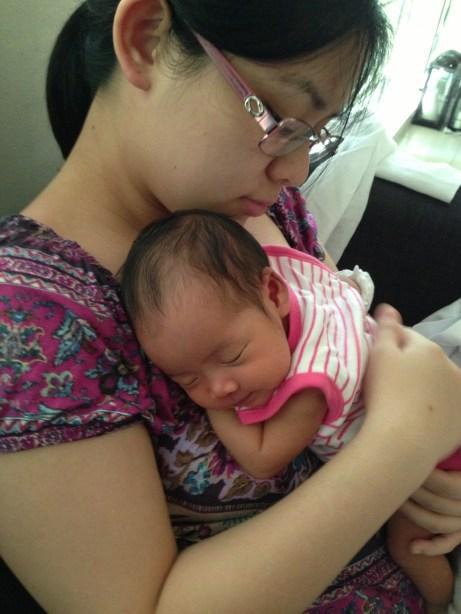 Breastfeeding Mom 2