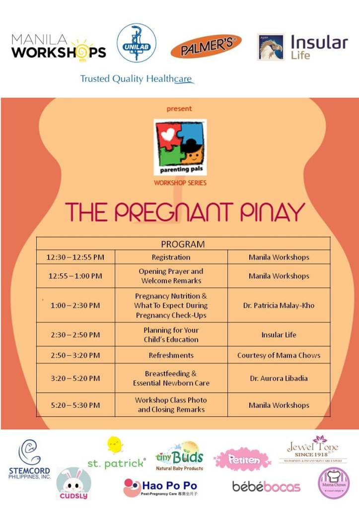 the pregnant pinay - program