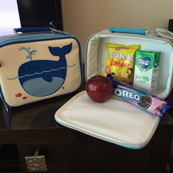 Cutie lunch box