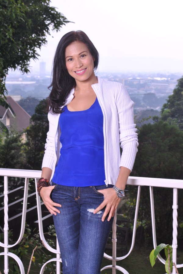 Cristina Cruz of Ysabel's Daughter