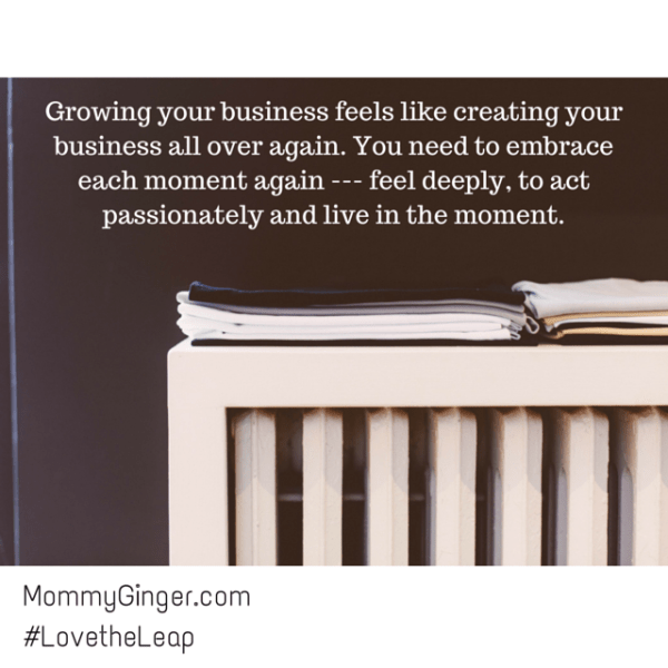 Growing your business Quote
