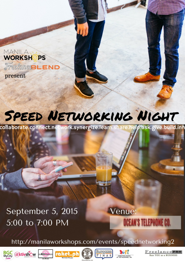 Speed Networking Hipster FINAL w venue