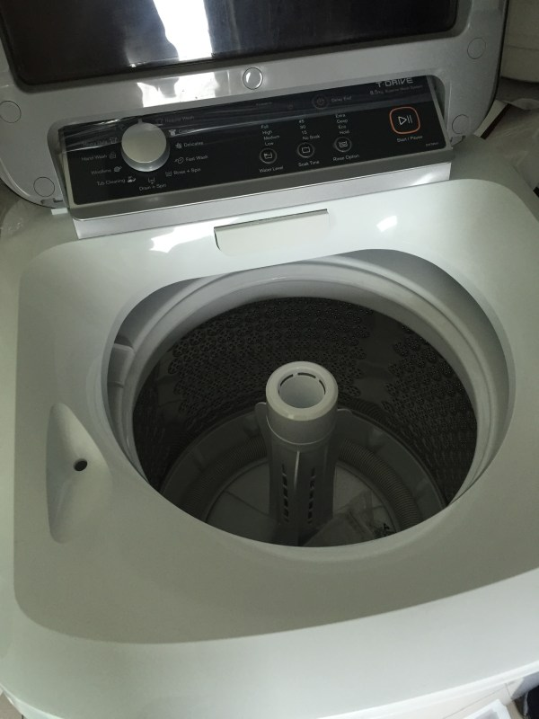 Electrolux T-Drive Washing Machine 3