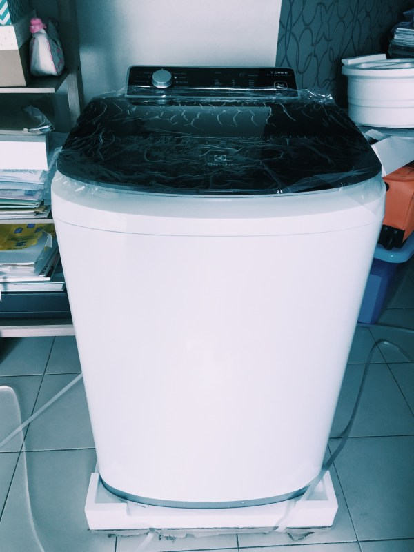 Electrolux T-Drive Washing Machine