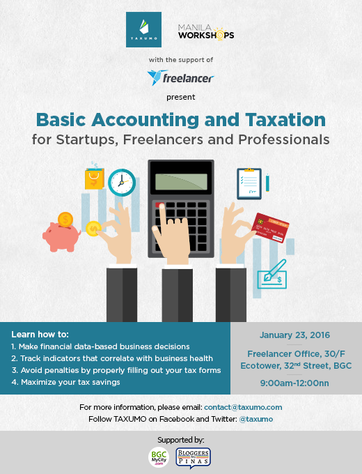 Basic Accounting and Taxation