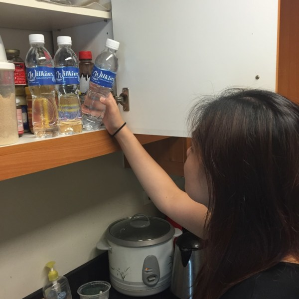 Wilkins: Safely store water