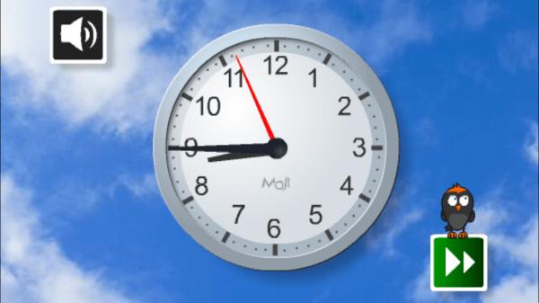 Moji Clock Trainer