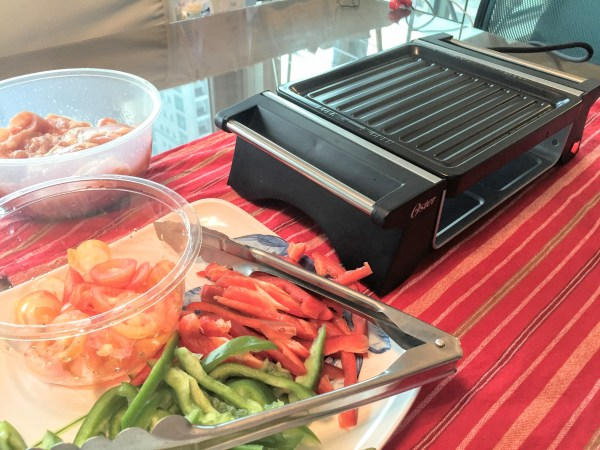 Oster Mini Raclette Grill 6