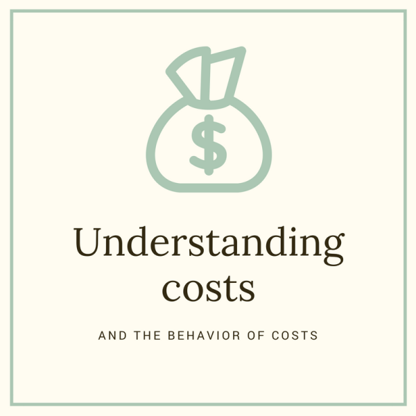 Understanding costs