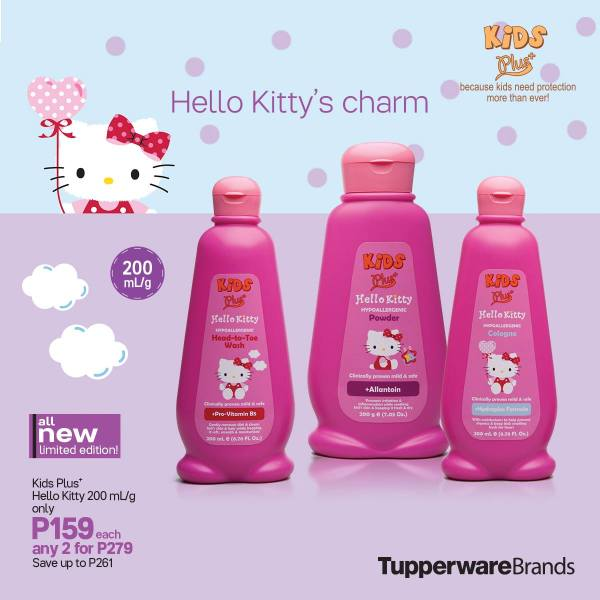 *image from Tupperware Brands PH