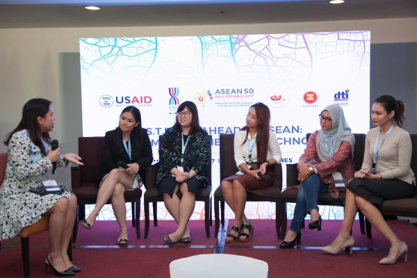 S.T.E.A.M. Ahead in ASEAN: A Forum for Women and Technology