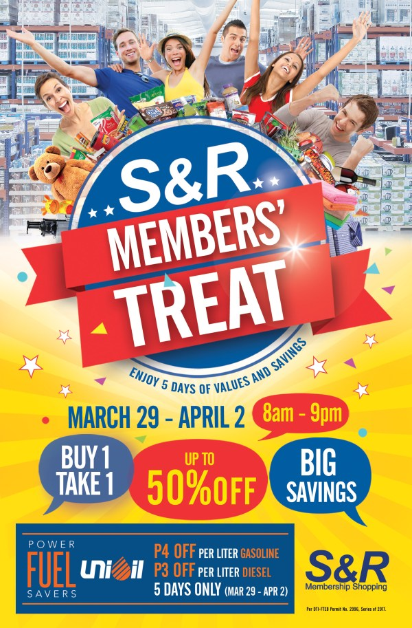 members-treat-flyer