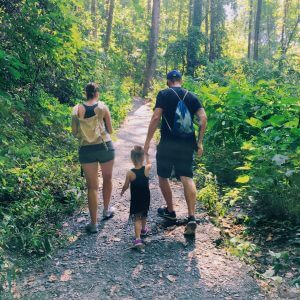 Family Hiking Trip