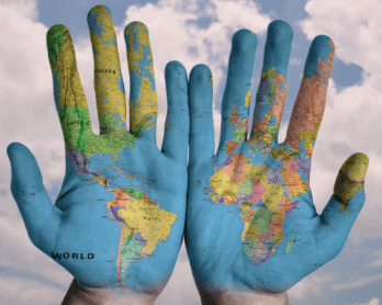 How to Teach Children About Diversity world in your hands