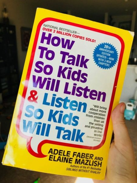 How to Talk So Kids Will Listen & Listen So Kids Will Talk book in How To Easily Inspire Your Children To Accept & Value Diversity