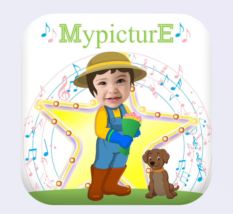 Do you know that nursery rhymes and songs are beneficial to your children's education? The app, MypicturE allows you to sing and sign along with your kids.