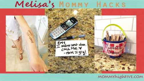 mommy hacks
