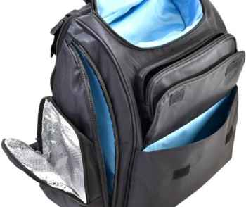 Bag Nation Diaper Bag Backpack