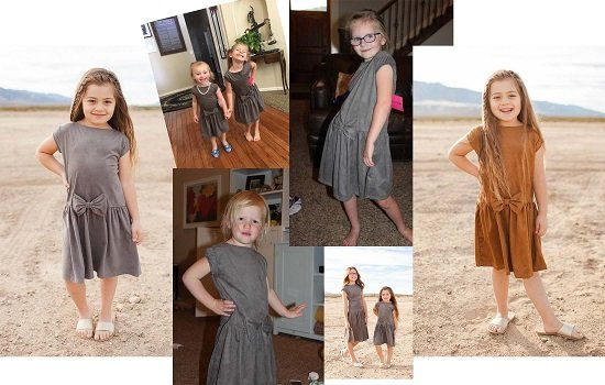 Good Modest Dress for Little Girls and Juniors