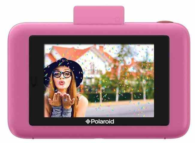 Polaroid Snap Touch Instant Camera LCD Pink