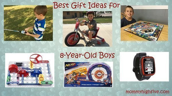 28 Best Gift Ideas And Fun Toys For 8 Year Old Boys 2019