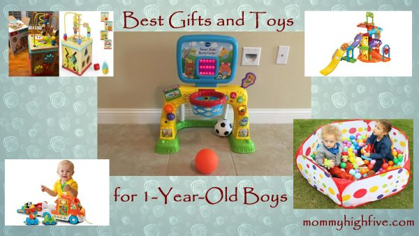 15 Best Gift Ideas And Toys For 1 Year Old Boys 2019