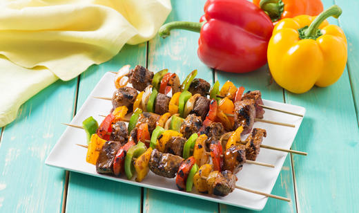 Florida-Beef-and-Sweet-Pepper-Skewers_recipe