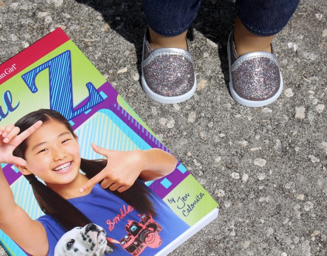 American-girl-doll-z-shoes-book